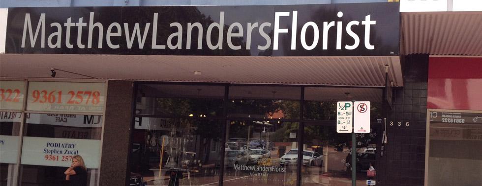 Matthew Landers Florist